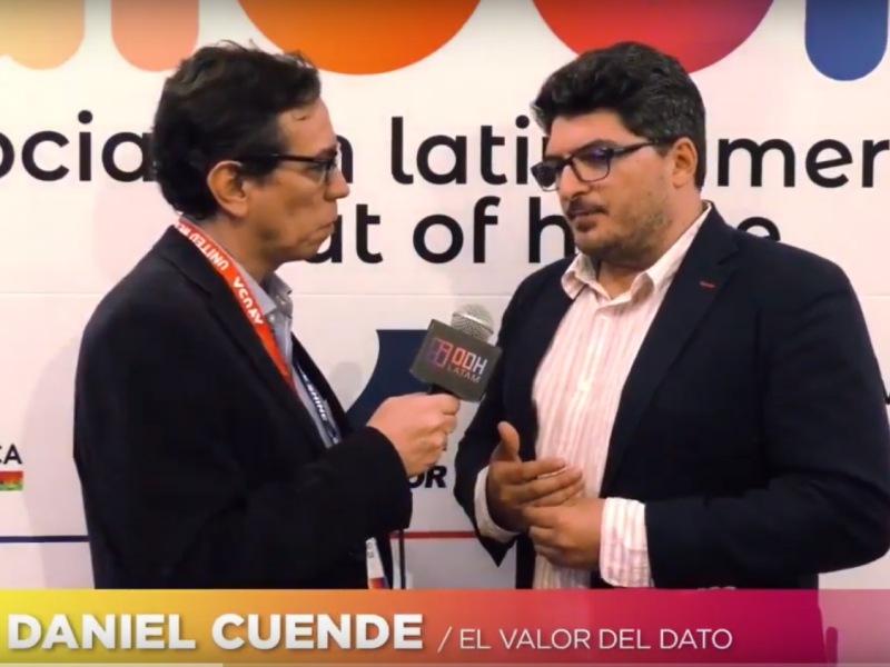 Entrevista a Daniel Cuende en el Foro ALOOH 2019
