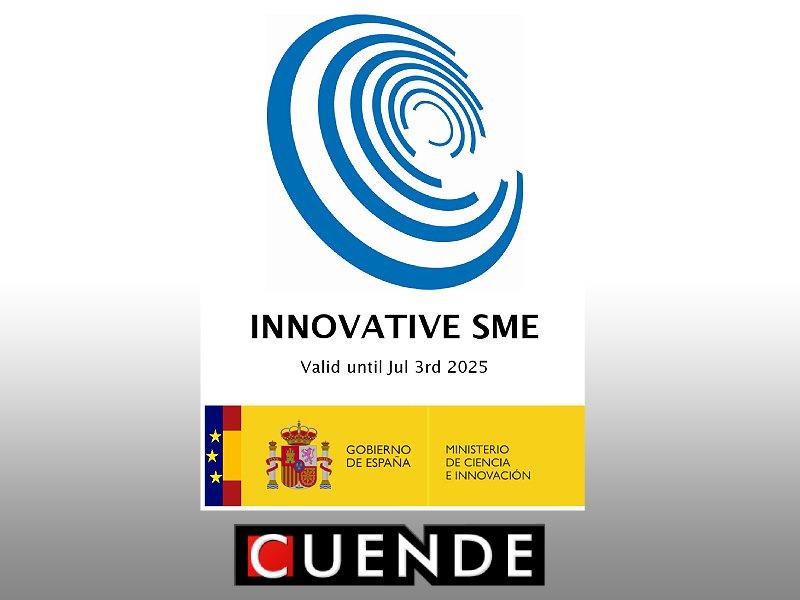 Cuende Infometrics PYME Innovadora